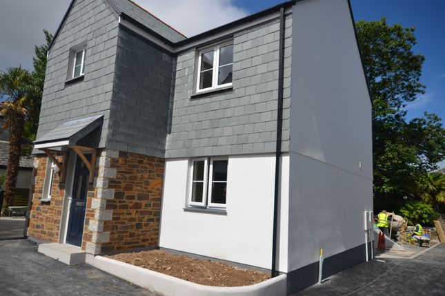 Thumbnail Detached house for sale in Plain An Gwarry, Redruth