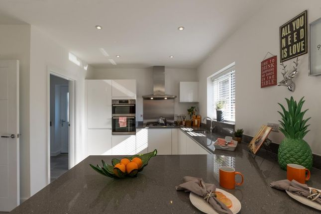 "4 bedroom detached house for sale in ""Hampton"" at Burton Road, Streethay, Lichfield"