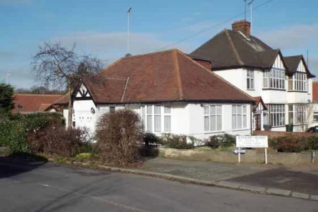 Thumbnail Detached bungalow for sale in Ryhope Road, London