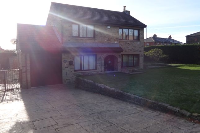 Thumbnail Detached house to rent in Healds Road, Dewsbury