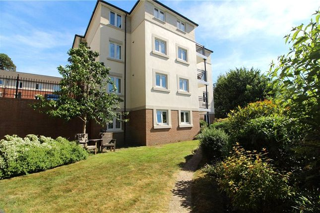 Thumbnail Flat to rent in Minster Court, West Street, Axminster, Devon