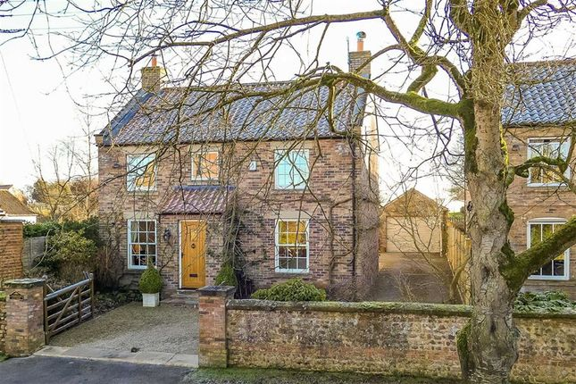 Thumbnail Detached house for sale in Little Ouseburn, York