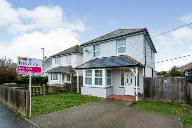 Thumbnail Detached house for sale in Central Avenue, Telscombe Cliffs, Peacehaven