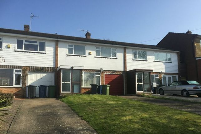 Thumbnail Terraced house for sale in Totteridge Drive, High Wycombe