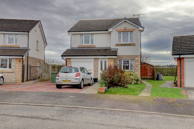 Thumbnail Detached house for sale in Silver Birches Close, Dalbeattie