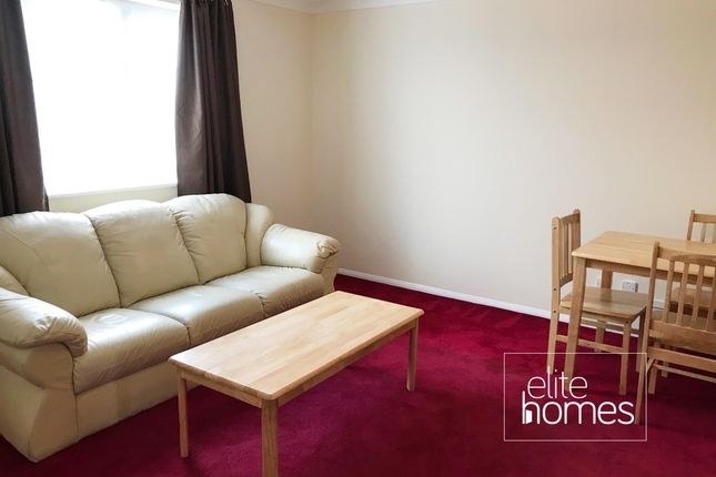 Thumbnail Flat to rent in Bernard Ashley Drive, New Charlton