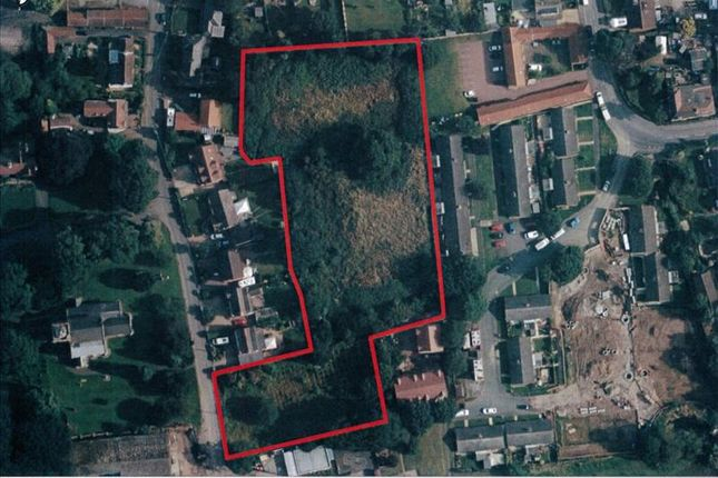 Thumbnail Land for sale in Building Land, Church Lane, Ulceby