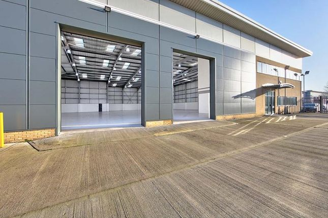 Thumbnail Light industrial to let in Five Arches Business Centre, Maidstone Road, Sidcup, Kent