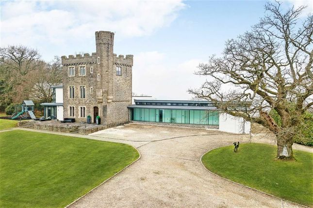 Thumbnail Detached house for sale in Coed Y Caerau Lane, Newport, Monmouthshire