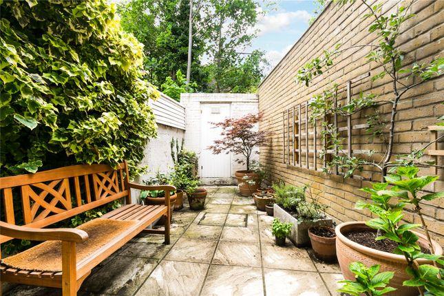 Garden of Parma Crescent, Battersea, London SW11
