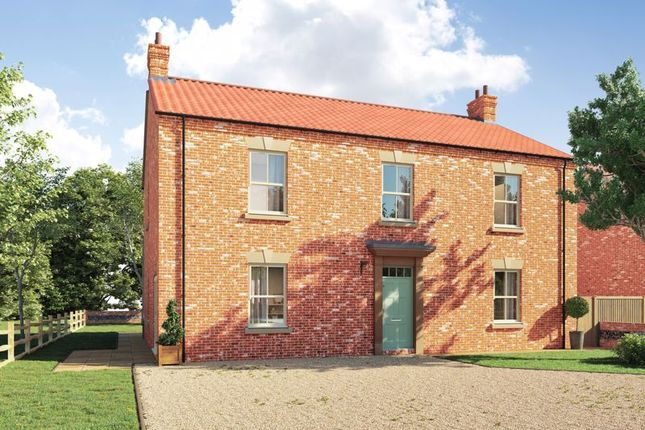 Thumbnail Detached house for sale in Lowysbek House, Cundall, York, North Yorkshire