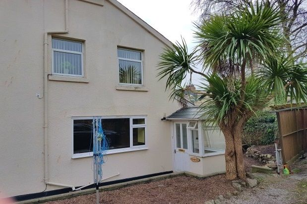 Thumbnail Flat to rent in Conway Road, Paignton