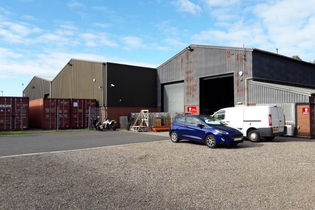 Thumbnail Industrial to let in Moorland Way, Lincoln