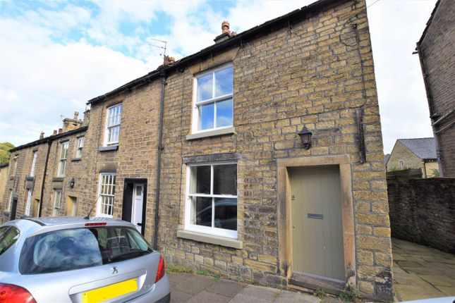 Thumbnail End terrace house to rent in High Street, Bollington, Macclesfield