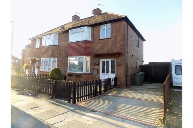 Thumbnail Semi-detached house for sale in Broad Street, Sheerness