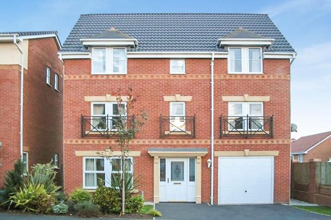 Thumbnail Detached house to rent in Rushmore Drive, Widnes
