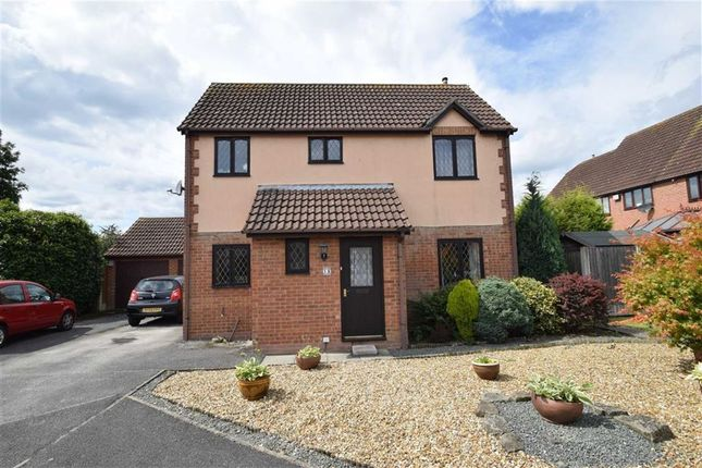 Thumbnail Detached house for sale in Hawthorne Close, Kilburn, Belper
