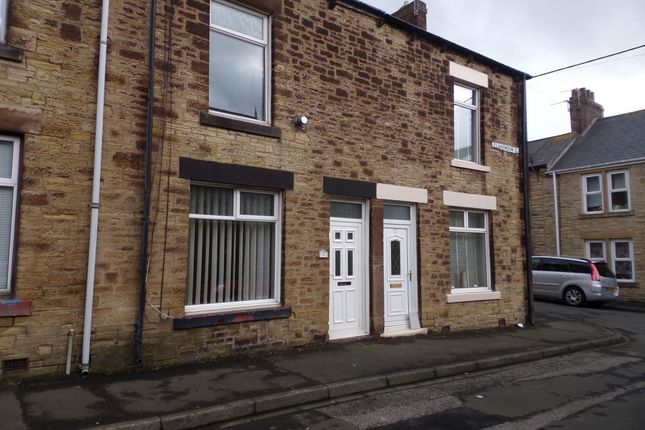 Thumbnail Terraced house to rent in Clarendon Street, Consett