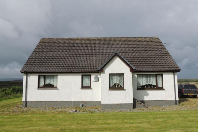 Thumbnail Bungalow for sale in 22 Earlish, By Portree, Isle Of Skye