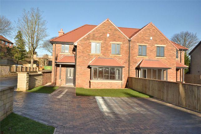 Thumbnail Semi-detached house for sale in Plot 10, Syke Lane, Scarcroft, Leeds, West Yorkshire