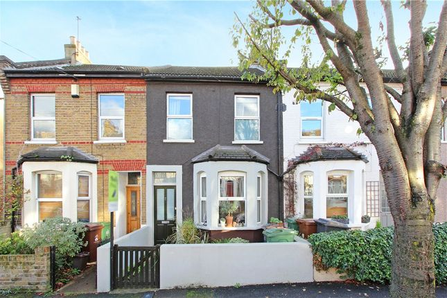 Thumbnail Terraced house for sale in Michael Road, Leytonstone, London