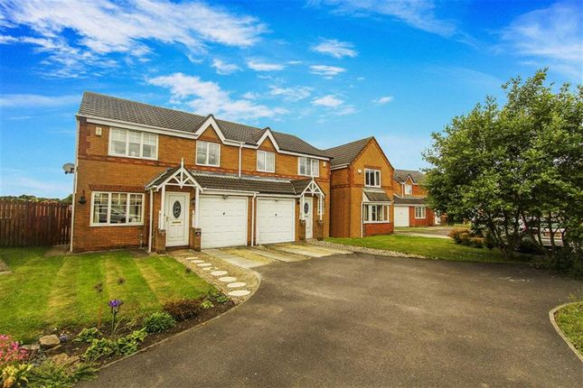 3 bed semi-detached house for sale in Bede Close, Holystone, Tyne And Wear