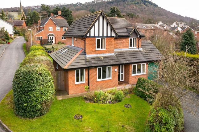 Thumbnail Detached house for sale in Smithy Lane, Helsby, Frodsham