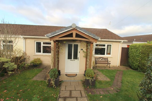 Thumbnail Semi-detached bungalow for sale in Llanwnnen, Lampeter