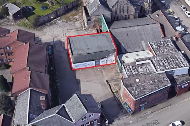 Thumbnail Industrial to let in 62 Espedair Street, Paisley, Renfrewshire