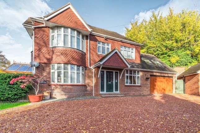 Thumbnail Detached house for sale in Hilary Gardens, Rochester, Kent, England