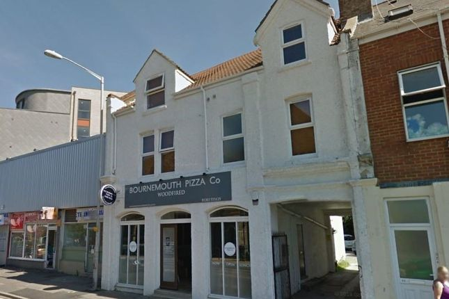 Thumbnail Flat to rent in St. Swithuns Road, Bournemouth