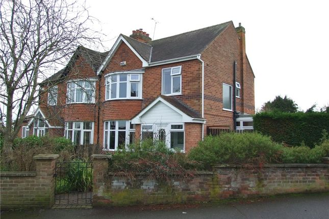 Thumbnail Semi-detached house for sale in Vicarwood Avenue, Darley Abbey, Derby