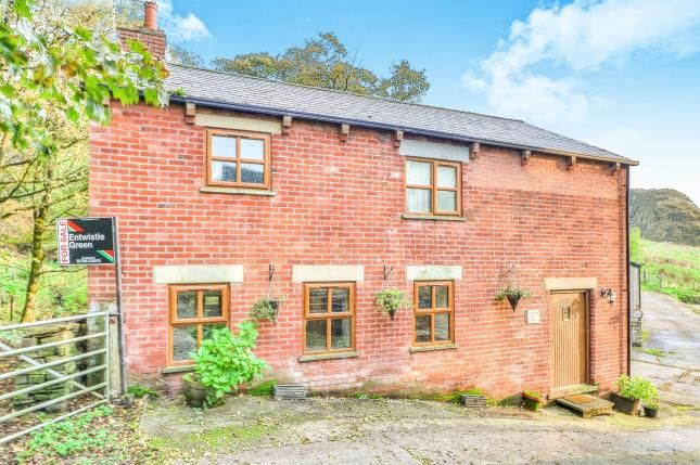 Thumbnail Detached house for sale in Honeyhole, Daisy Nook, Stacksteads, Lancashire