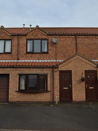 Thumbnail Terraced house to rent in Chapel Court, Winterton, Scunthorpe