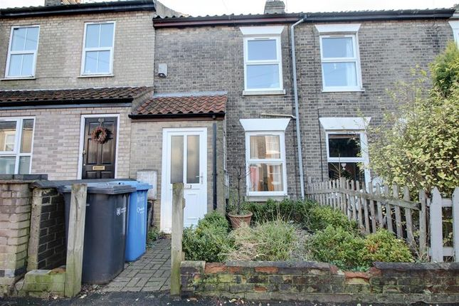 Terraced house to rent in Newmarket Street, Norwich