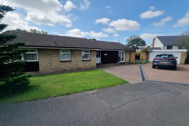 Thumbnail Detached bungalow for sale in Station Road, West Hallam, Ilkeston