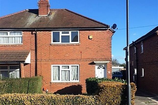 Thumbnail Flat to rent in Salisbury Avenue, Slough