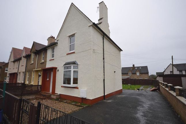 Thumbnail Property to rent in Stirling Road, Fallin, Stirling