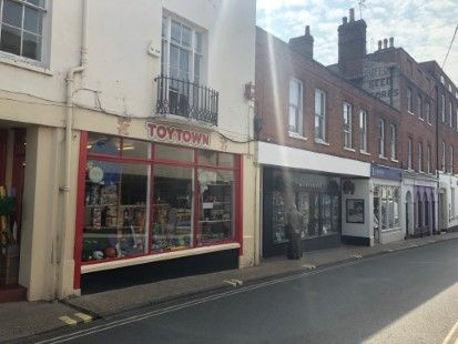 Thumbnail Retail premises for sale in Church Street, Woodbridge