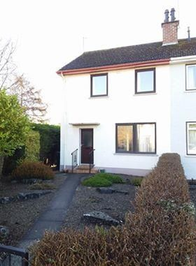 Thumbnail End terrace house to rent in 10 Thistle Place, Scone