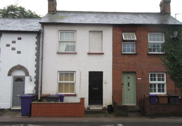 Thumbnail Terraced house to rent in Old Park Road, Hitchin
