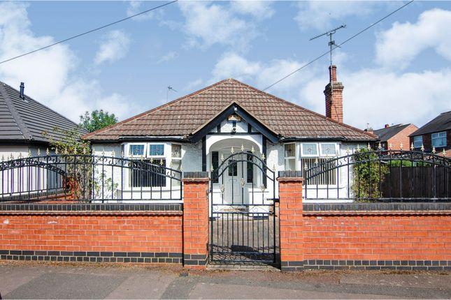 Thumbnail Detached bungalow for sale in Abbey Road, West Bridgford