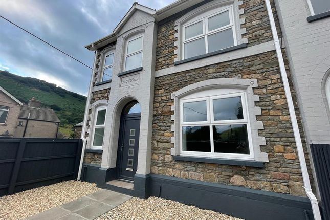 3 bed terraced house to rent in Mill Terrace, Cwm, Ebbw Vale NP23