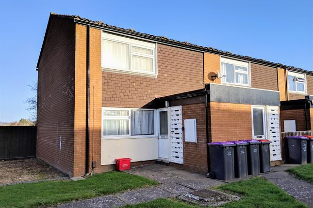 Thumbnail Flat for sale in Cedar Close, Overdale, Telford
