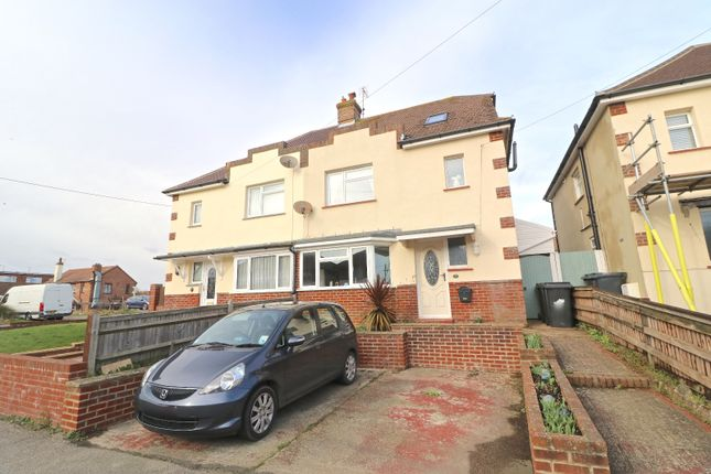 Thumbnail Semi-detached house for sale in Gilda Crescent, Polegate