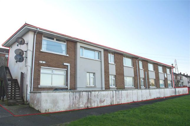 Thumbnail Flat for sale in Celandine Court, Londonderry