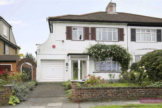 Thumbnail Semi-detached house for sale in Houndsden Road, London