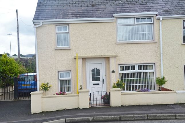 Thumbnail Semi-detached house for sale in Roe Mill Road, Limavady, County Londonderry
