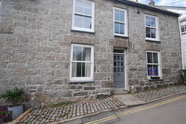 Thumbnail Flat for sale in Commercial Road, Mousehole, Penzance