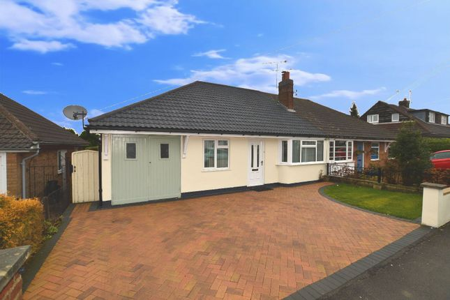 Thumbnail Bungalow to rent in Elizabeth Drive, Oadby, Leicester